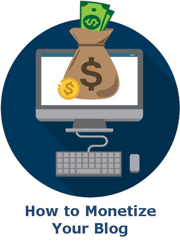How to Monetize Your Blog badge