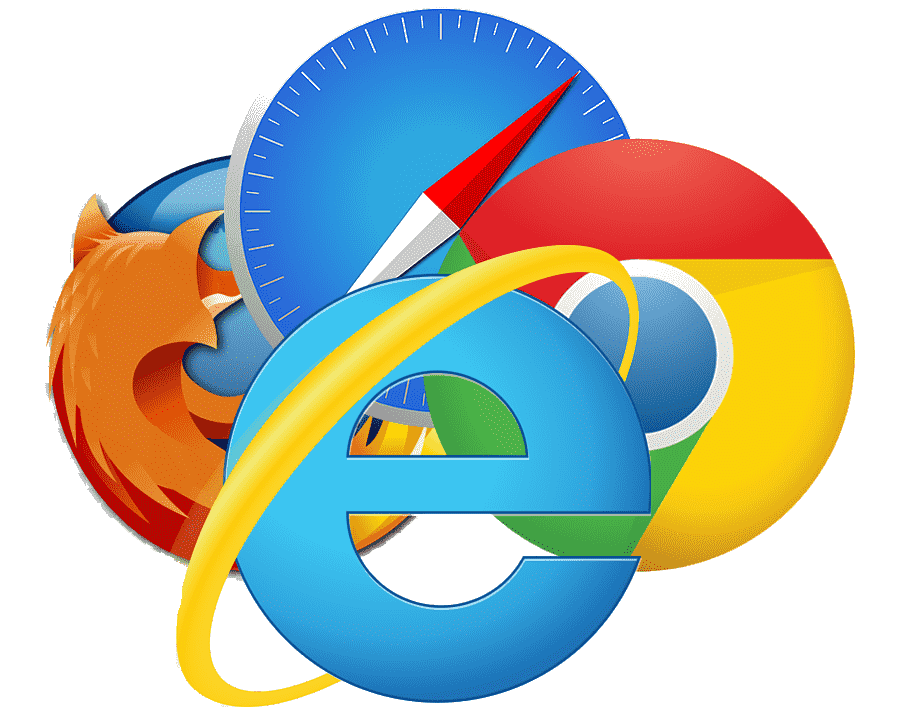 multiple browser icon